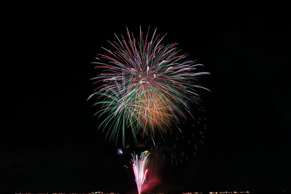 3000発の花火が日置の秋の空を彩る「ひおき秋祭り花火大会」開催