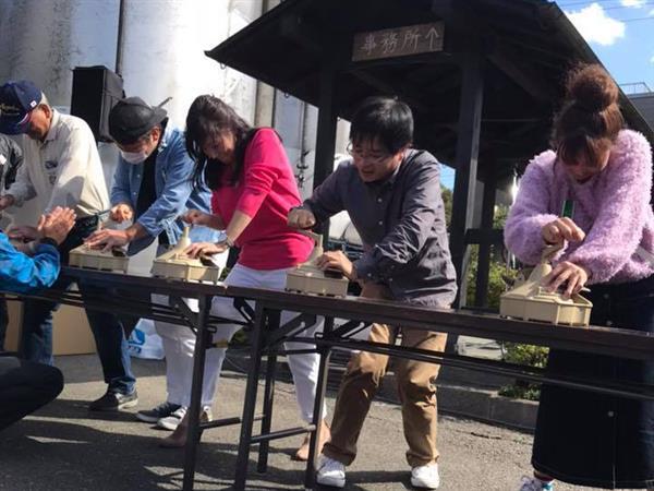 紫尾の露 2019「秋の新酒会」開催!300円飲み放題!?