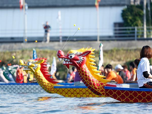 10月20日(日)南大隅町ねじめ ドラゴンボートフェスティバル
