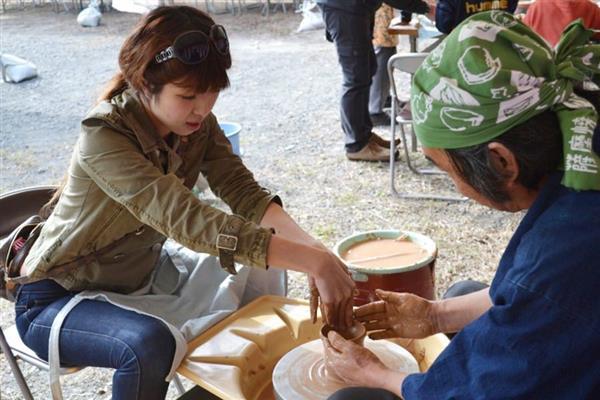 11月2日(土)から3日間。美山窯元祭り開催