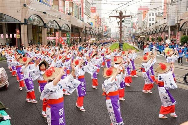 11月2日(土)・3日(日)第68回おはら祭開催!