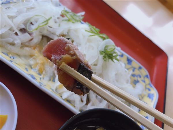 指宿・山川駅前「くり屋食堂」地元民に愛されるお店