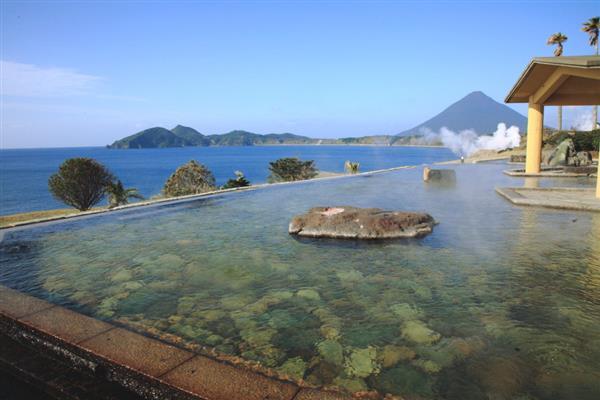 指宿たまて箱温泉。鹿児島県民にこそ一度は体験してもらいた絶景!