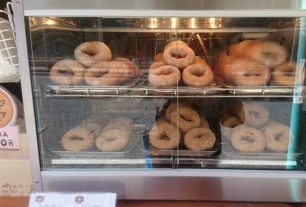 「道の駅 阿久根」お土産にも嬉しい、ごほうびドーナツをご紹介