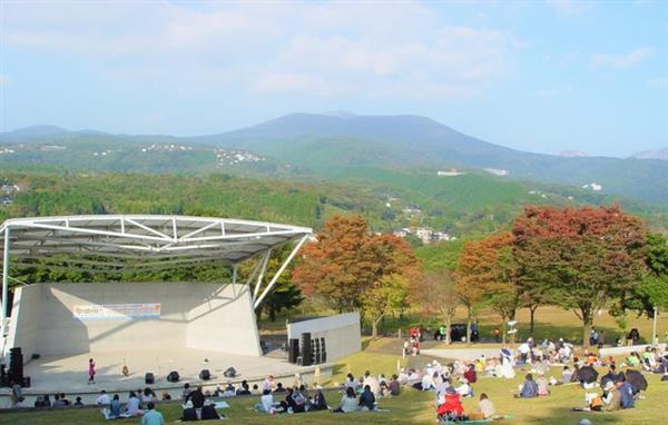 10月18日(日)開催♪霧島みやまコンセールでの野外音楽フェス