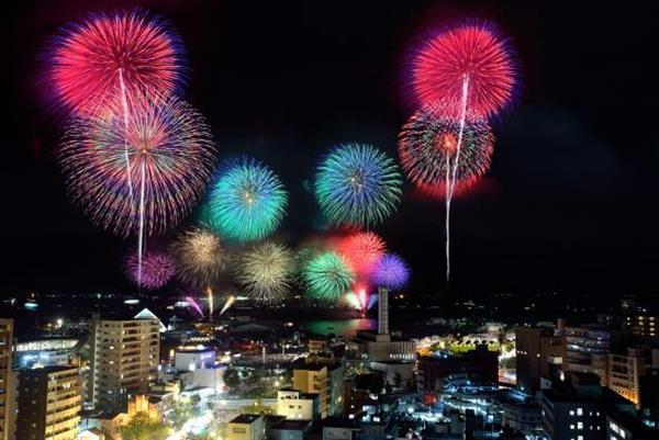 【2020年は冬季開催】かごしま錦江湾サマーナイト大花火大会